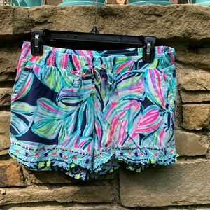 Flowing Lily Pulitzer shorts - size S